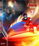 宇宙刑事シャリバン Blu-ray BOX 2【Blu-ray】
