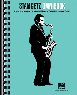 STAN GETZ:OMNIBOOK:FOR B-FLAT INSTRUMENT [ STAN GETZ ]