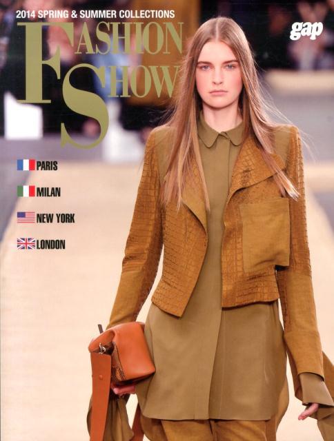FASHION SHOW(2014 SPRING & S) PARIS-MILAN-NEW YORK-LOND