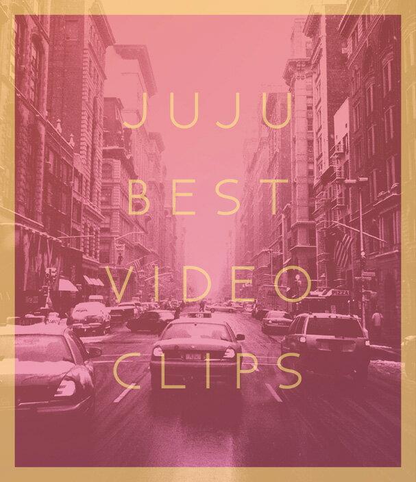 JUJU BEST VIDEO CLIPS【Blu-ray】 [ JUJU ]