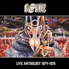 【輸入盤】Live Anthology 1974-1976 (5CD BOX) [ Nektar ]
