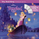 TANGLED:READ-ALONG STORYBOOK(P W/CD)
