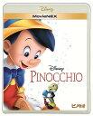 ピノキオ MovieNEX ブルーレイ&DVDセット [ ディック・ジョーンズ ]
