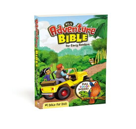 Adventure Bible for Early Readers-NIRV B-NV-ZON (Adventure Bible) [ Lawrence O. Richards ]