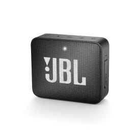 JBL GO2 ブラック JBLGO2BLK ポータブル Bluetoothスピーカー