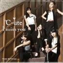 I miss you/THE FUTURE (初回限定盤A CD+DVD)