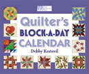 Quilters Block-A-Day Calendar