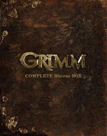 GRIMM/グリム コンプリート ブルーレイBOX【Blu-ray】 [ デヴィッド・ジュントーリ ]