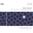 【輸入盤】ベートーヴェン:ヴァイオリン・ソナタ第5番『春』、浜渦正志:桜の周りの4つの小品、ヌス:福島のための…