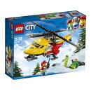 レゴ(LEGO)シティ 救急ヘリコプター 60179