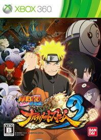 NARUTO- ナルト - 疾風伝 ナルティメットストーム3 Xbox360版