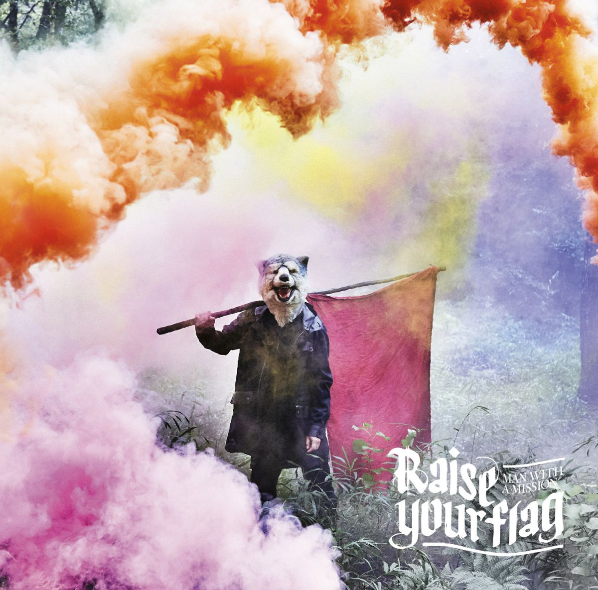 Raise your flag (初回限定盤 CD+DVD) [ MAN WITH A MISSION ]
