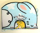 BIG RABBIT & LITTLE RABBIT (CLOTH BOOK)