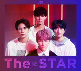 The STAR (初回限定盤Red CD+DVD) [ JO1 ]