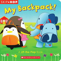 SkipHop:MyBackpack![Inc.Scholastic]