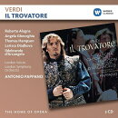 【輸入盤】『トロヴァトーレ』全曲 アントニオ・パッパーノ&ロンドン交響楽団、ロベルト・アラーニャ、アンジェラ…