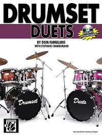 DrumsetDuets:Book&CD-ROM