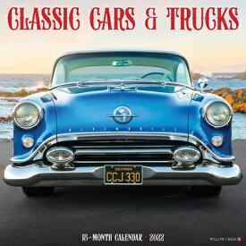 Classic Cars & Trucks Wall Calendar CLASSIC CARS & TRUCKS WALL CAL [ Willow Creek Press ]