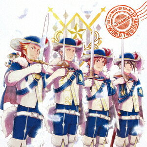 THE IDOLM@STER SideM WORLD TRE@SURE 01 [ (ゲーム・ミュージック) ]
