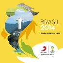 ブラジル2014-サンバ、ボサノヴァ、MPB(発売予定)
