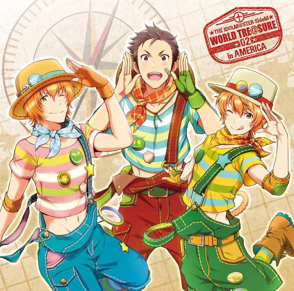 THE IDOLM@STER SideM WORLD TRE@SURE 02 [ (ゲーム・ミュージック) ]