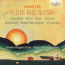 【輸入盤】Music For Flute & Guitar: Ruggieri(Fl) Mesirca(G)