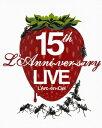 15th L'Anniversary LIVE [ L'Arc-en-Ciel ]