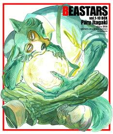 BEASTARS(1〜10巻BOXセット) (少年チャンピオンコミックス) [ 板垣巴留 ]