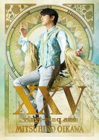 【楽天ブックス限定先着特典】XXV(ヴァンサンカン) (初回限定盤 CD+CD+40p写真集)【アニバーサリーBOX】(マスクケース絵柄D) [ 及川光博 ]
