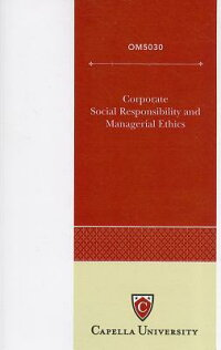 CorporateSocialResponsibilityandManagerialEthics