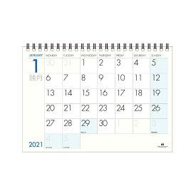 エトランジェ カレンダー 2021年 卓上 A5 数字 CLT-A-07 カレンダー (カレンダー)