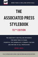 The Associated Press Stylebook: 2020-2022