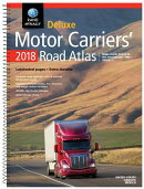2018 Rand McNally Deluxe Motor Carriers' Road Atlas: Dmcr