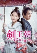 剣王朝〜乱世に舞う雪〜 DVD-BOX1
