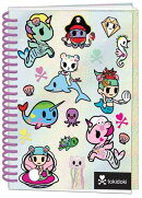Tokidoki Mermicorno Notebook
