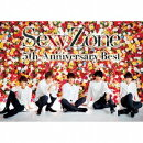Sexy Zone 5th Anniversary Best (初回限定盤A 2CD+DVD)