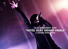 """GLAY DEMOCRACY 25TH""""HOTEL GLAY GRAND FINALE""""in SAITAMA SUPER ARENA [ GLAY ]"""