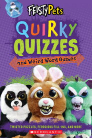 Quirky Quizzes and Funny Fill-Ins (Feisty Pets) QUIRKY QUIZZES & FUNNY FILL-IN (Feisty Pets) [ Howie Dewin ]