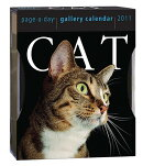 CAT CALENDAR 2011(PAGE-A-DAY GALLERY)[洋書]