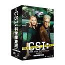 CSI:科学捜査班 シーズン13 コンプリートDVD BOX-1