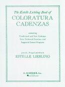 【輸入楽譜】リーブリング, Estelle: コロラトゥーラ・ソプラノのためのカデンツァ集