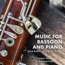 【輸入盤】Music For Bassoon & Piano: Carmen Mainer Martin(Fg) Enrique Escartin Ara(P) Ana Mainer Martin(Fl)