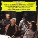 【輸入盤】三重協奏曲、序曲集 ムター、ヨーヨー・マ、ゼルツァー、カラヤン&ベルリン・フィル