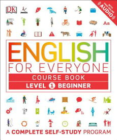 ENGLISH FOR EVERYONE:LEVEL 1:BEGINNER(P) [ DK ]