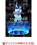【楽天ブックス限定先着特典】TSUYOSHI NAGABUCHI ONLINE LIVE 2020 ALLE JAPAN(A4ビジュアルシート)