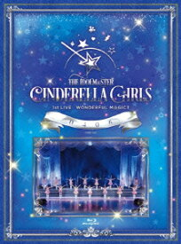 THE IDOLM@STER CINDERELLA GIRLS 1stLIVE WONDERFUL M@GIC!! 0406 Blu-ray 1枚組 【豪華メモリアル仕様】【Blu-ray】 [ CINDERELLA GIRLS ]
