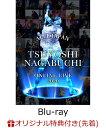 【楽天ブックス限定先着特典】TSUYOSHI NAGABUCHI ONLINE LIVE 2020 ALLE JAPAN【Blu-ray】(A4ビジュアルシート) [ 長…
