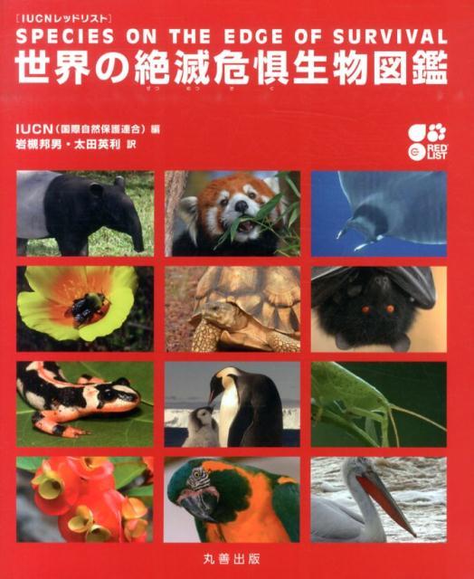 IUCN レッドリスト 世界の絶滅危惧生物図鑑 IUCNレッドリスト [ 岩槻邦男 ]
