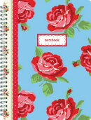 Cath Kidston Ottoman Roses Notebook