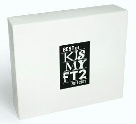 BEST of Kis-My-Ft2 (通常盤 2CD+DVD) [ Kis-My-Ft2 ]